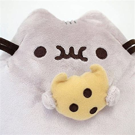 Boneka Pusheen Cat Kucing Grey Abu Abu gund pusheen plush with cookie buy in uae products in the uae see prices
