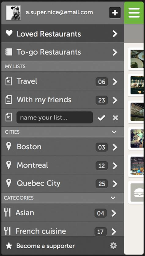 ui pattern navigation 50 beautiful mobile ui design with amazing user experience