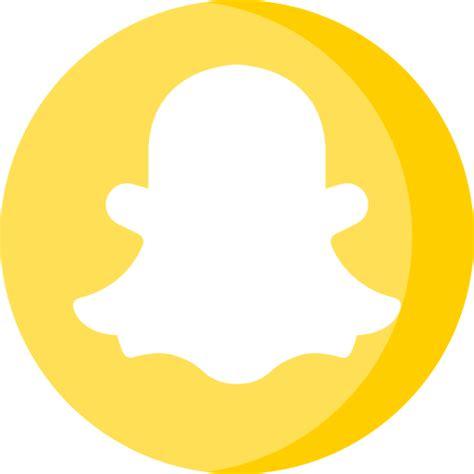 Snapchat Free Social Media Icons Snapchat Template Png
