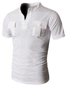 Baju Goldie Button Dress Mlb doublju mens fashion henley sleeve slim fit shirts at men s clothing store dovah