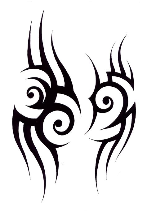 different tribal tattoos 53 tribal designs