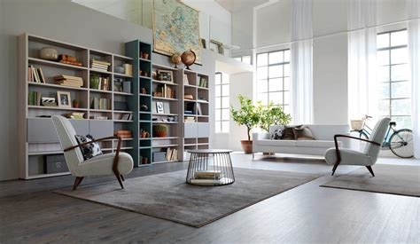 design for secure residential environments modular bookcase suited for residential environments