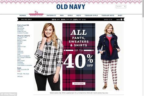 Navy To Discontinue Plus Size Line In Store by Espn Radio Host Sparks Outrage After Telling Plus Size