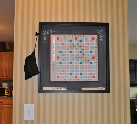 magnetic scrabble board for wall 19 best images on play rooms gaming