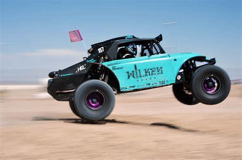 baja buggy not breaking the in a wheelie popping baja buggy