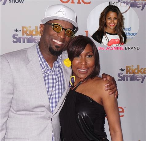 ebony ricky smalley show claudia jordan talks replacing ebony steele on rickey