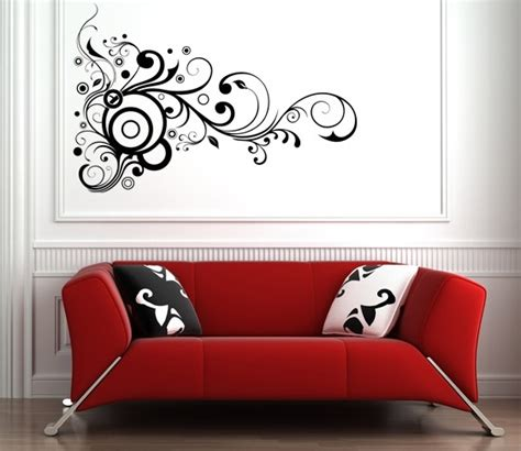 beautiful wall stickers for room interior design room decorating ideas