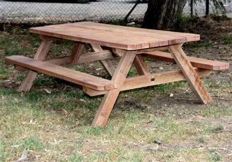 picnic tables plans australia australian picnic tables made in melbourne custom made