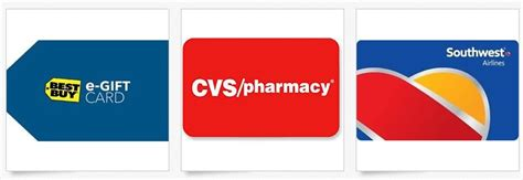 Buy Cvs Gift Card - save 15 off 100 purchase of select egift cards includes best buy cvs southwest