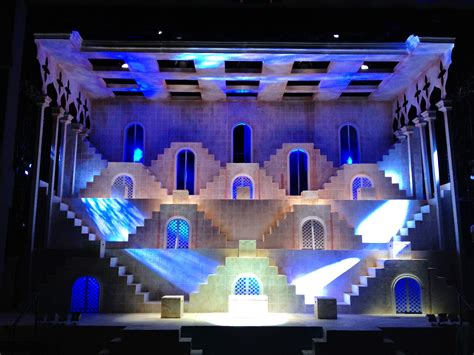 design elements in theatre nine rcbc theatre in manila philippines set design by