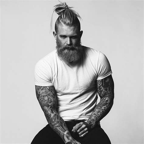 Hair Cuts Men Long Hair Shaved Side Bun | best 40 shaved sides hairstyles and haircuts for men