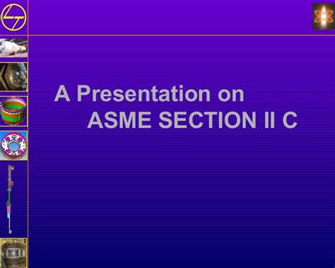 asme section ix ppt asme section ii c new