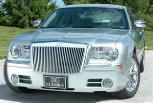 Chrysler 300c Phantom Grill 2005 2010 Chrysler 300 E G Classics Rolls Royce Phantom Grille