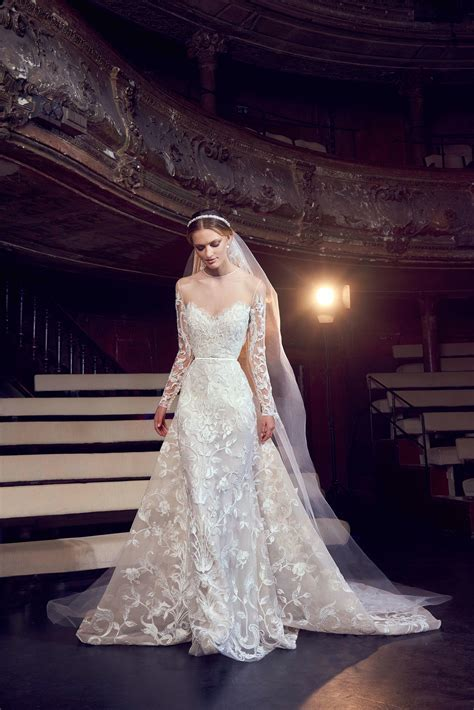 Dubai Fashion Wedding Dress Designers   Arabia Weddings