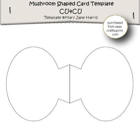 shaped card template shaped card template cu4cu cup300241 99
