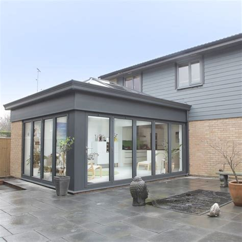 extension ideas for the home from orangeries uk hehku orangeries contemporary and modern orangery design