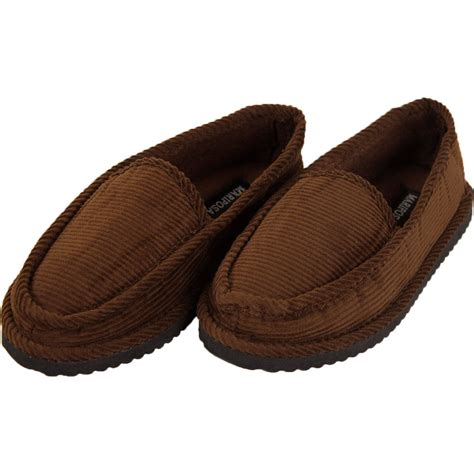 moccasin house slippers womens corduroy slippers house shoes moccasin slip on indoor outdoor comfort new ebay
