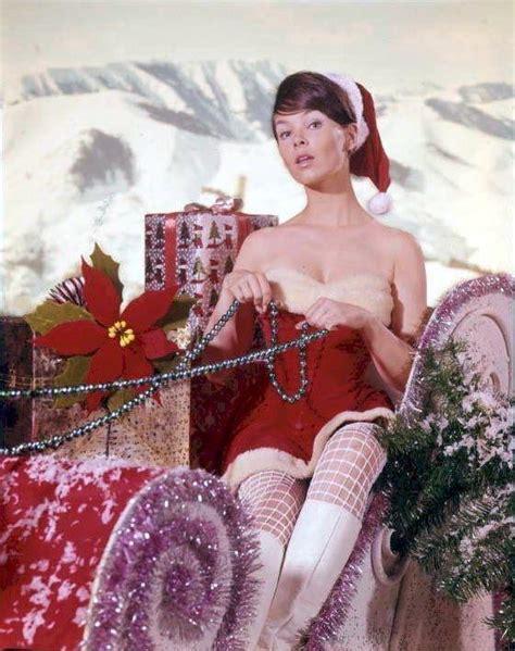 yvonne craig as santa s helper 1967 oldschoolcool