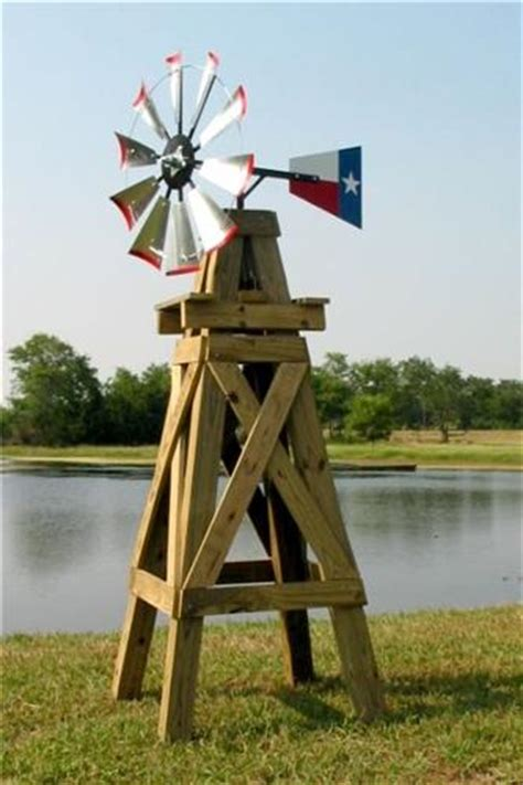 decorative windmills for homes 8 lonestar decorative windmill with texas flag rudder