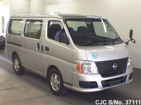 nissan caravan 2011 2011 nissan caravan silver for sale stock no 37111