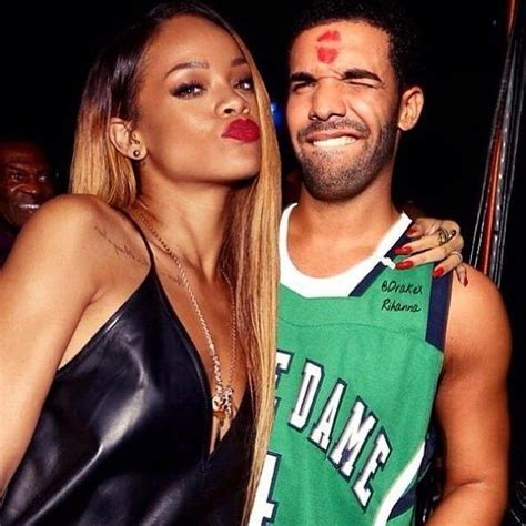 rihanna and drake quot aubrih quot is rihanna drake s relationship nickname and i am
