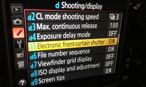 electronic front curtain shutter electronic front curtain shutter nikon scifihits com