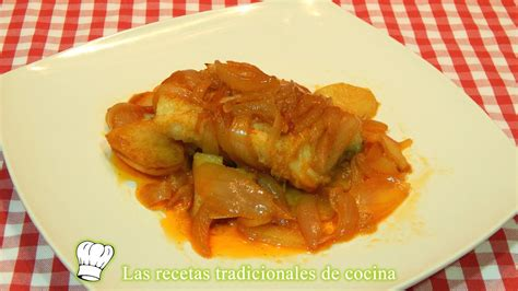 recetas de cocina con bacalao receta de bacalao encebollado al horno recetas de cocina
