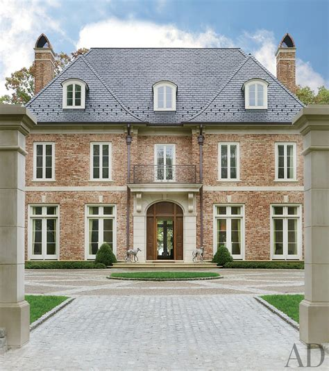 georgian home traditional exterior by bunny williams inc by