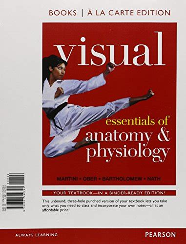 essentials of human anatomy physiology plus mastering a p with pearson etext access card package 12th edition read visual essentials of anatomy physiology