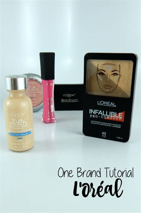 Brand L Oreal one brand tutorial l or 233 al southeast by midwest