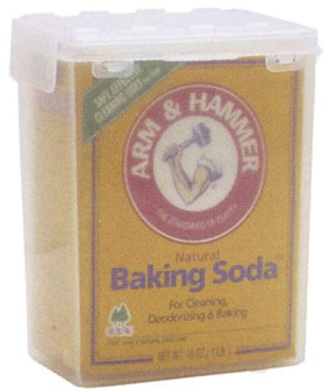 Baking Soda Shelf Opened by Baking Soda Container In Stay Fresh Containers