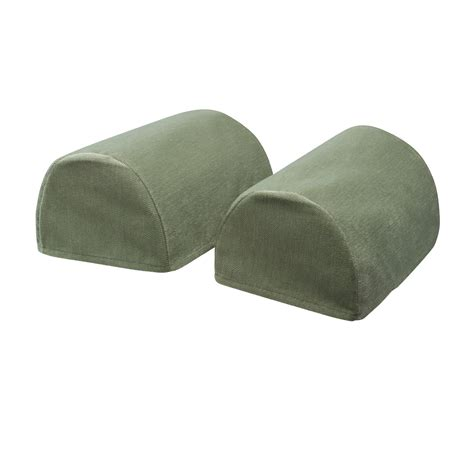 Sofa Arm Protectors by Chenille Arm Caps Plain Soft Touch Furniture Sofa