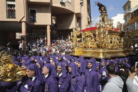 imagenes lunes santo malaga un fervor de lunes santo por las nubes m 225 laga el mundo