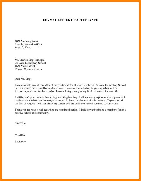 letter format to school principal 7 formal letter to principal science resume
