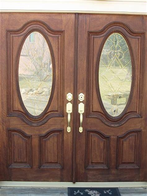 Entry Door Glass Replacement Exterior Door Glass Insert Trim Moulding Replacement Windows Siding And Doors Contractor Talk
