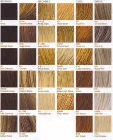 and easy hair color chart hair color ideas finding the best hair color for you