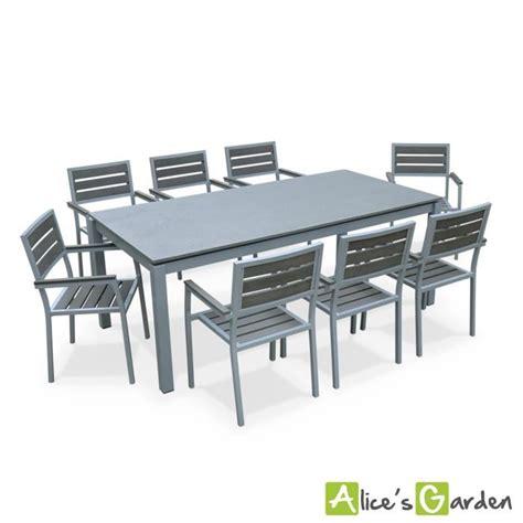 table de jardin pas ch 232 re en bois