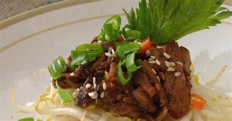 Krim Klaten rumah makan djowo klaten toge semur daging bibimbap