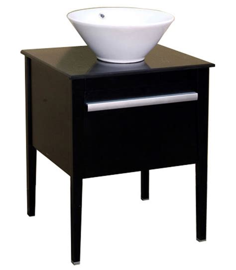 26 Inch Vessel Sink Vanity In Bathroom Vanities