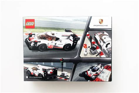 lego porsche 919 lego speed chions porsche 919 hybrid 75887 review