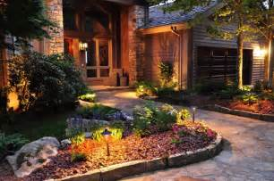 Front Yard Landscaping Linville Nc Photo Gallery Landscaping Lighting Ideas For Front Yard