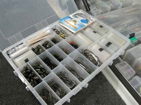 fishing boat organization ideas tips for organizing your tackle today bassmaster