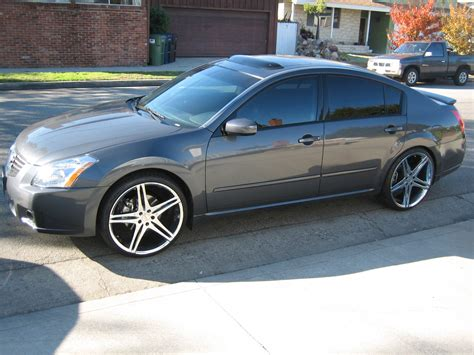 Hukitup 2008 Nissan Maxima Specs Photos Modification