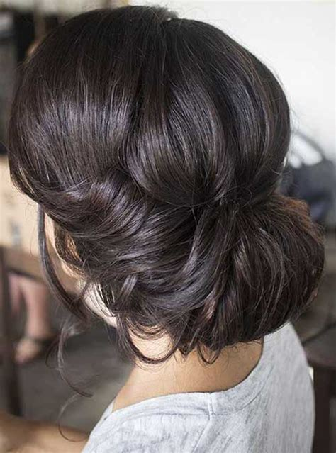 bridesmaid hairstyles for long long hairstyles 2015
