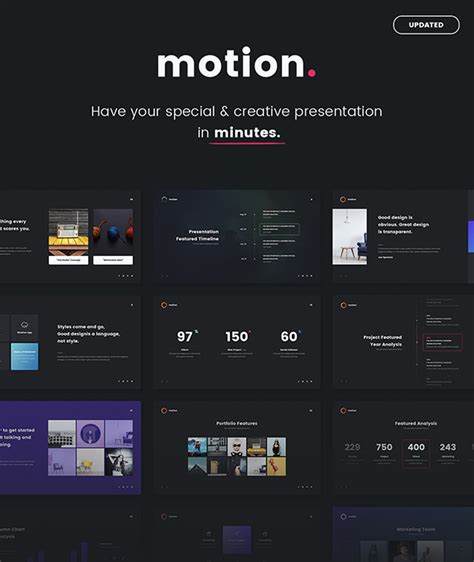 motion 3 templates motion creative multipurpose template keynote by