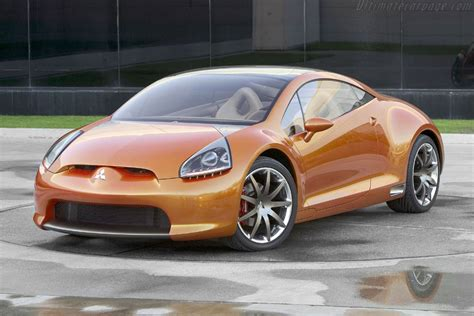 mitsubishi eclipse concept 2004 mitsubishi eclipse concept e images specifications