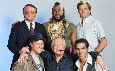 The A Team Tv Series a team to return to tv with telegraph