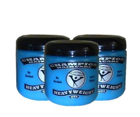 gel weighing chion heavy weight gel 16 oz new pack of 3