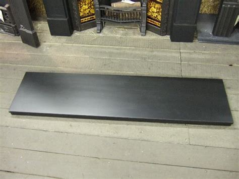 Slate Fireplace Hearth by H006 Slate Hearth One Fireplaces