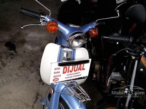 Motor Honda C70 jual motor honda c70 1975 0 1 di dki jakarta manual biru